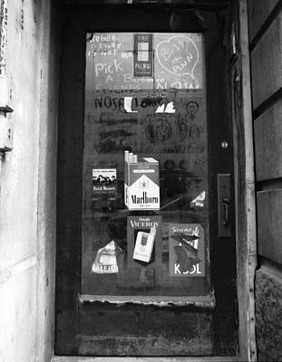 Grafitti - York Poster by Jan W Faul