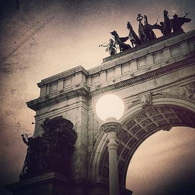 Grand Army Plaza Arch -  Brooklyn Ny Poster