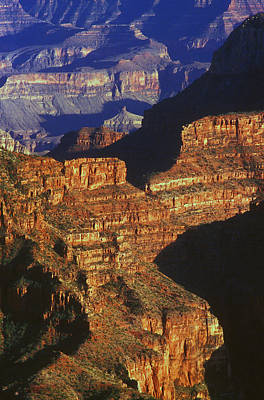 Grand Canyon At Sunrise - 425 Poster