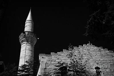 grand mosque of djami kebir camil Limassol lemesos republic of cyprus europe Poster
