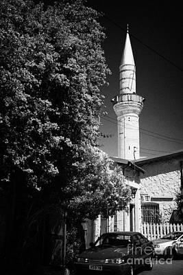 grand mosque of djami kebir camil Limassol lemesos republic of cyprus Poster