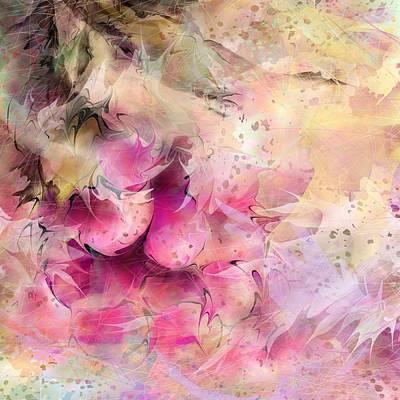 Grape Dreams Poster by Rachel Christine Nowicki