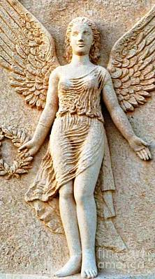 Greek Angel Poster
