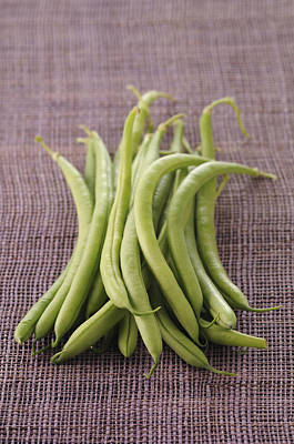 Green Beans Poster by Jupiterimages