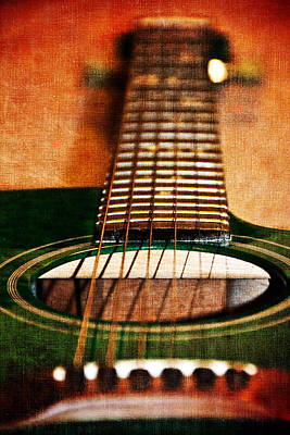 Green Gibson Poster