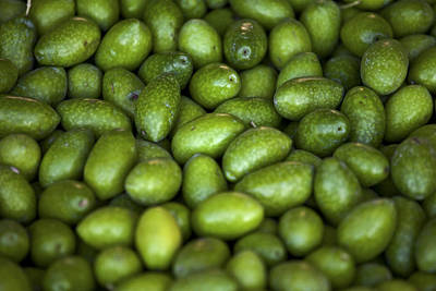 Green Olives Poster by Joana Kruse