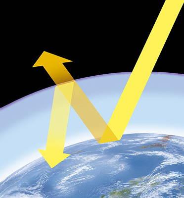 Greenhouse Effect, Artwork Poster by Gary Hincks