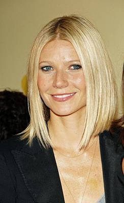 Gwyneth Paltrow At Arrivals Poster by Everett