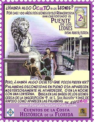 Habra Algo Oculto En Los Leones? Poster