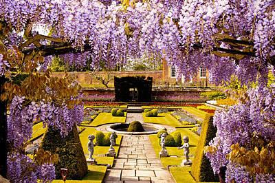 Hampton Court Gardens IIi Poster