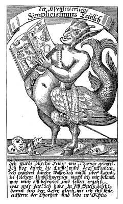Hans Von Grimmelshausen Poster