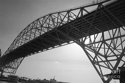Harbor Bridge Poster