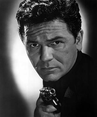He Ran All The Way, John Garfield, 1951 Poster