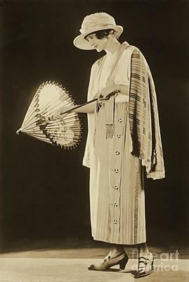 Hedda Hopper Poster by Padre Art