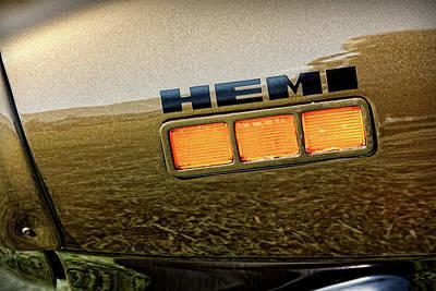 Hemi Road Runner Poster