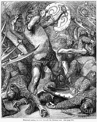 Hereward The Wake, 1071 Poster