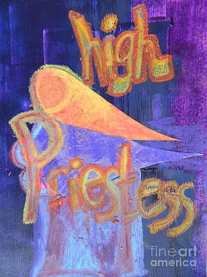 High Priestess Poster