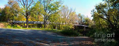 Historic Camelback Bridge Poster