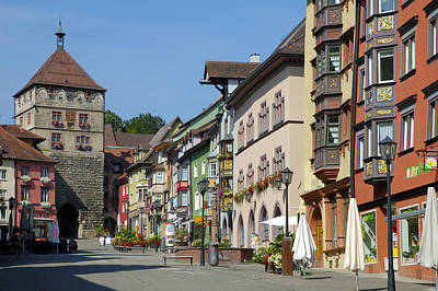 Historical Old Town Rottweil Germany Poster