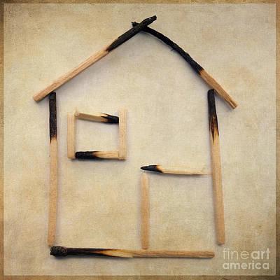 Home Poster by Bernard Jaubert