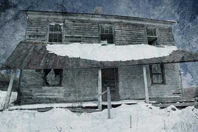 Homestead Blues Poster by John Stephens