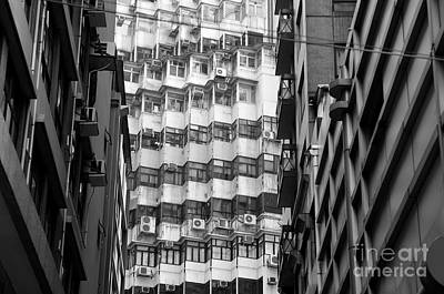 Hong Kong Living I Poster by Dean Harte