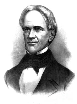 Horace Mann, American Education Reformer Poster by Photo Researchers