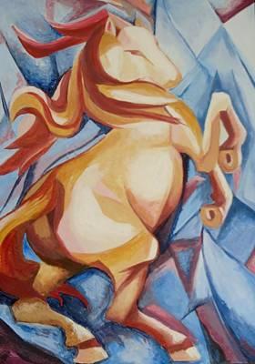 Horse For Nicki Poster