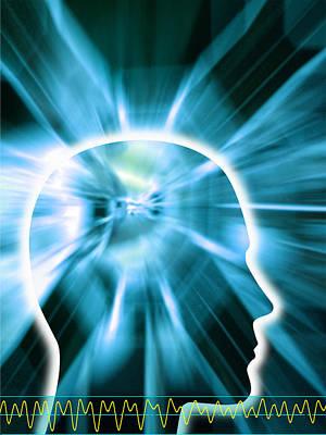 Human Consciousness Poster