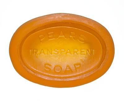 Hypo-allergenic Soap Poster
