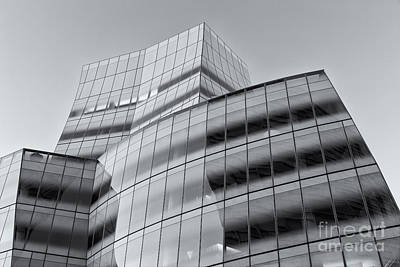 Iac Building Iv Poster by Clarence Holmes