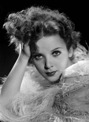 Ida Lupino, Paramount Pictures Photo Poster