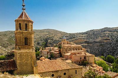 Iglesias Albarracín Poster