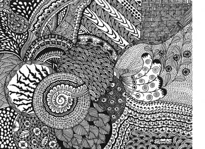 Imagination Poster by Shweta Singh