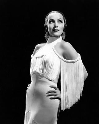 In Caliente, Dolores Del Rio, 1935 Poster by Everett