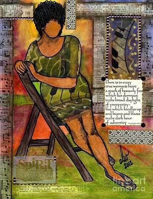 In Every True Woman Poster by Angela L Walker