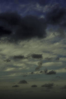 Infinite Skies Poster by Mauricio Jimenez