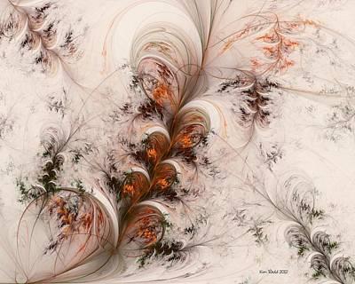 Inner Beauty Poster by Kim Redd