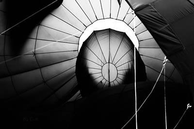 Inside The Balloon Poster by Bob Orsillo