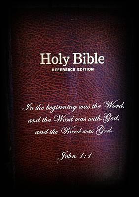 Inspirations 17 John 1 V1 Poster
