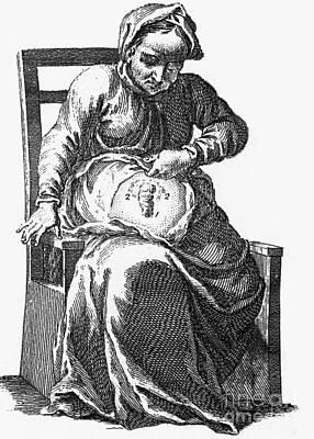 Intestinal Fistula Illustration Poster