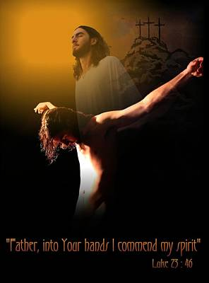 Into Your Hands Poster