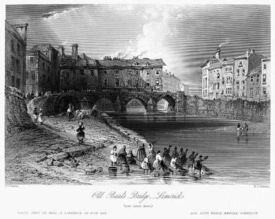 Ireland: Limerick, C1830 Poster