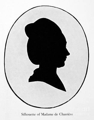 Isabelle De Charriere Poster