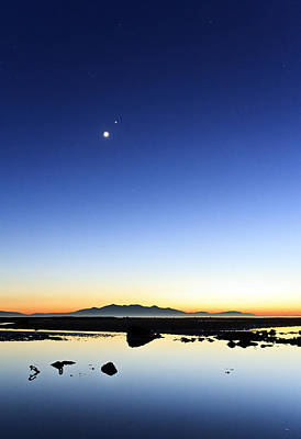 Isle Of Arran Sunset Poster by Fiona Messenger
