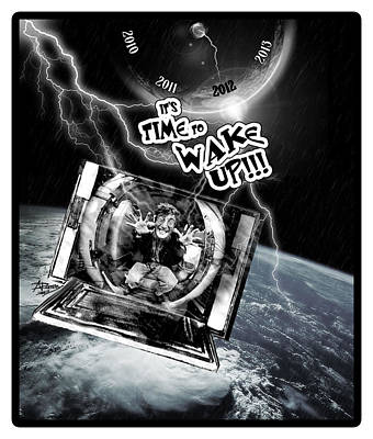 Its Time To Wake Up Poster