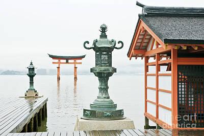 Itsukushima Shrine Poster