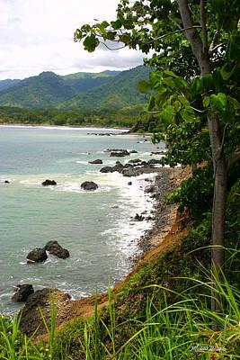 Jaco Pacific Coast Costa Rica Poster