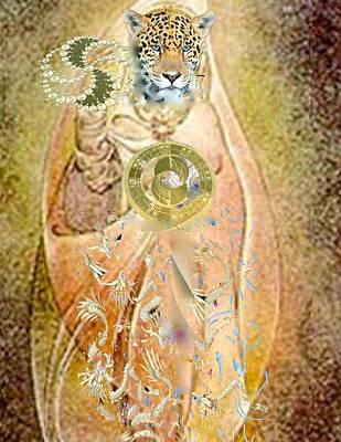 Jaguar Princess Poster
