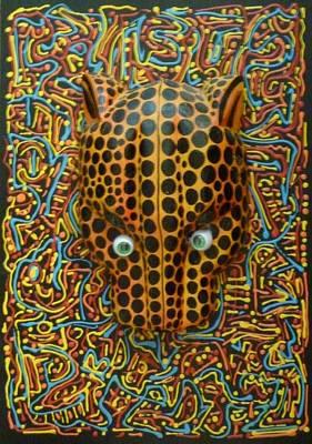 Jaguarhead Poster